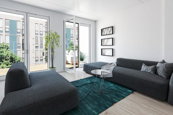 Nettoyage appartement T4